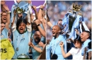 Man City parade 2018 LIVE as the players celebrate Premier League victory