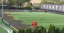 LOOK: Notre Dame offers sneak peek of new practice field