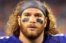 Adam Bisnowaty headlines cut as Giants shuffle roster