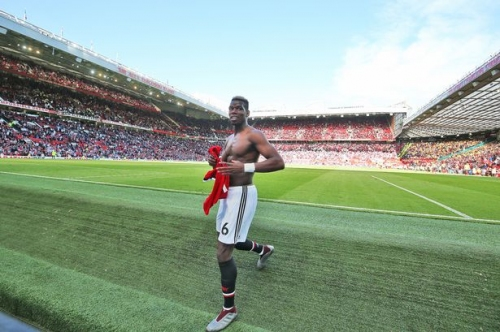 Paul Pogba did something Manchester United fans loved vs Watford