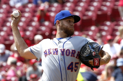 Mets Player Performance Meter: Pitchers, May 7-13