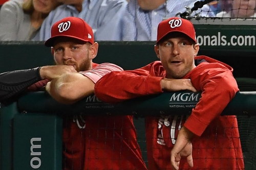 Washington Nationals' 2018 rotation: What could have been; what it is...