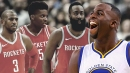 Draymond Green won't solely hone into Rockets' Big 3