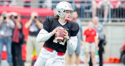 What is next step in LSU's Joe Burrow sweepstakes?
