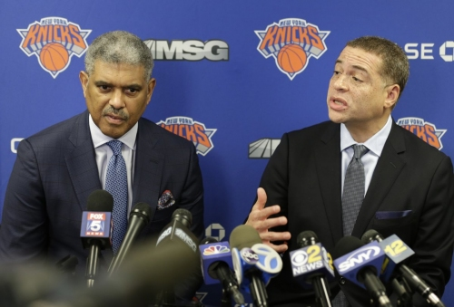 This could finally be year Knicks end horrific run of poor luck
