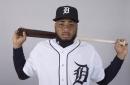 Dawel Lugo called up from Triple-A Toledo