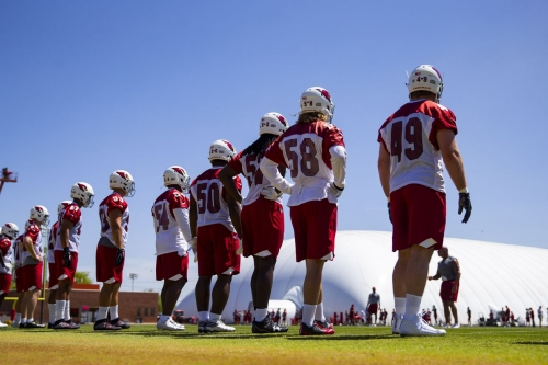 Arizona Cardinals sign four tryout players, release four UDFA signings