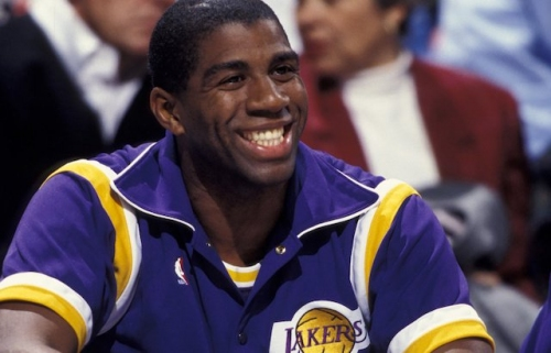 This Day In Lakers History: Magic Johnson Retires From NBA