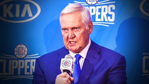 Jerry West expected to stay on with LA Clippers after 2 year deal is up