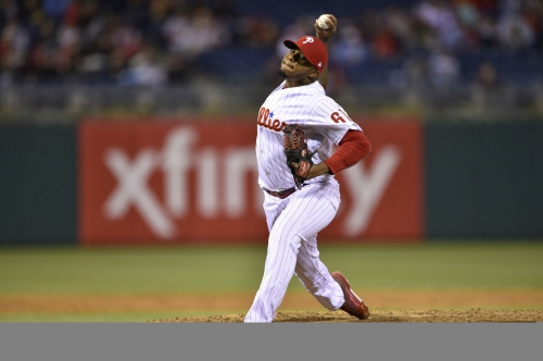 Phillies begin road trip with bullpen in a state of flux