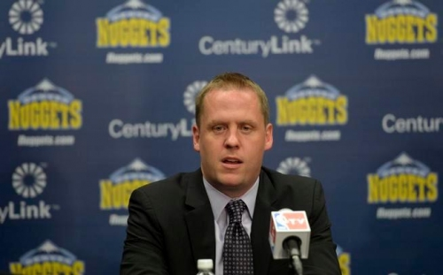 Denver Nuggets hoping for a lot of luck at NBA draft lottery