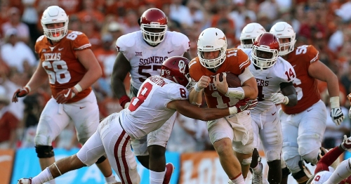 Report: 2018 Texas-Oklahoma football game to be televised on FOX