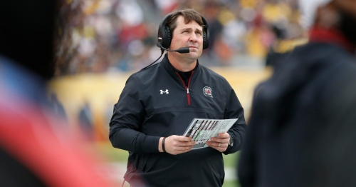 Will Muschamp: Gamecocks have everything in place to be successful 'for first time ever'