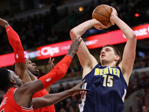 WATCH: Serbian rappers come to Colorado, film music video about Nuggets' Nikola Jokic