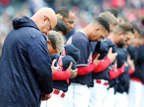 D-day for Zimmer and 4 other things we learned about the Cleveland Indians on Monday