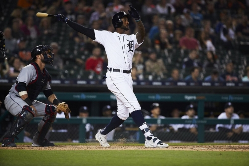 Watch Niko Goodrum's second home run of the game!