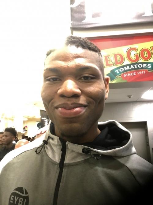 Purdue basketball recruiting target Francis Okoro commits to Oregon