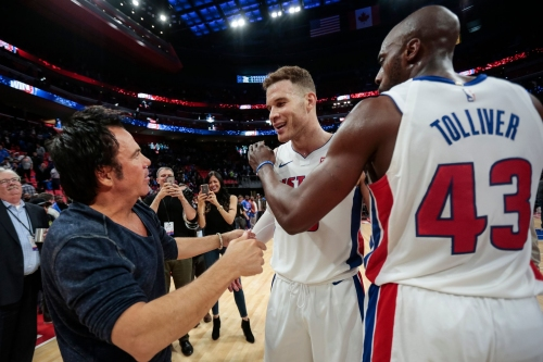 Detroit Pistons likely to pay for Blake Griffin at NBA draft lottery