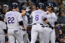 Rockies 6, Padres 4: Gerardo Parra's 3-run homer is the difference