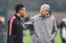 Pierre-Emerick Aubameyang reveals Arsenal players' special gesture for Arsene Wenger