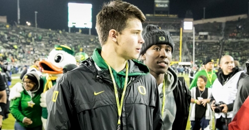 Oregon recruiting notebook: Justin Herbert's younger brother commits to Oregon