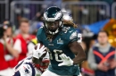 Jay Ajayi rep denies claim that the Eagles running back trashed a mansion and shoved the owner