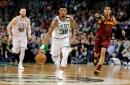 LISTEN: CelticsBlog Editor Simon Pollock recaps Boston's impressive Game 1 win on SB Nation Radio
