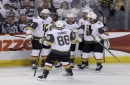 Jonathan Marchessault makes Golden Knights glad Panthers gave him up