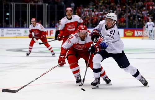 USA loses last prelim game, await QF opponent at World Championship