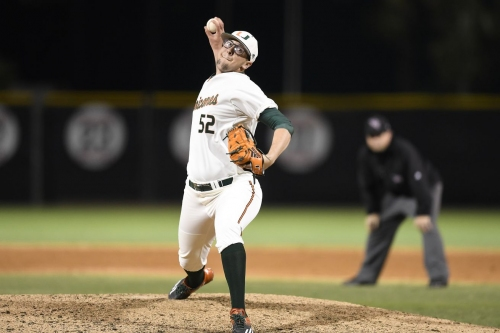 This Week in 'Canes Baseball: May 15 Edition