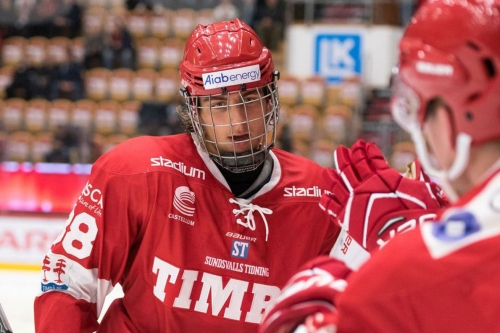 2018 NHL Entry Draft Prospect Profile: Jacob Olofsson