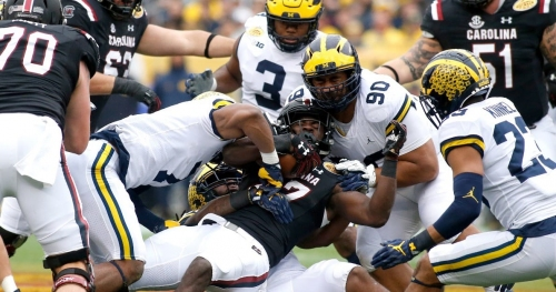 What's missing at Michigan? Former Wolverines WR gives his take