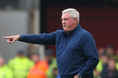 The heartwarming message for Aston Villa boss Steve Bruce ahead of Middlesbrough clash