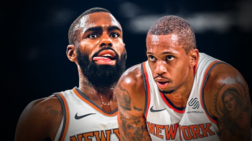 Knicks coach David Fizdale envisions Lance Thomas, Tim Hardaway Jr. as key cogs for offense
