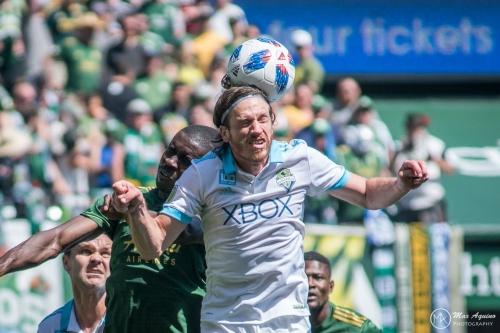 Photo Gallery: Sounders vs Portland