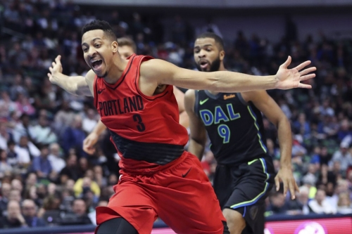 The Trail Blazers are the Office Drones of the NBA