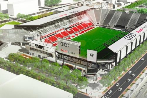 Virginia Men's Soccer set to meet Maryland at new DC United stadium