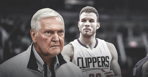 Jerry West says Clips 'stuck with nowhere' to go before Blake Griffin trade