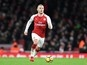 Report: Arsenal midfielder Jack Wilshere not included in England World Cup squad