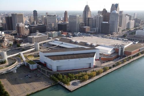 Oops! Joe Louis Arena gets misspelled on Google Maps