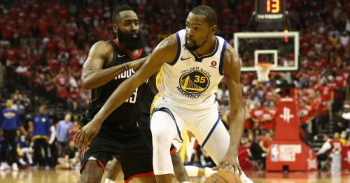 Rockets Math Can't Solve For Warriors Kevin Durant