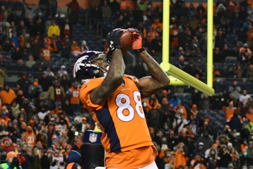 Mike Clay projects a poor season for the Denver Broncos in 2018