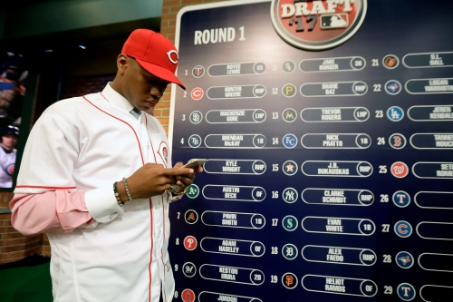 A look at who the Cincinnati Reds could take in the 2018 MLB Draft