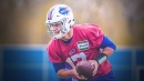 Bills Rookie QB Josh Allen plans to 'improve every day' moving forward