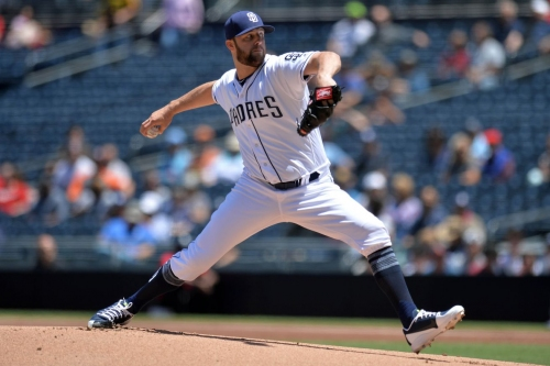 Padres 4, Rockies 0: Jordan Lyles did what?