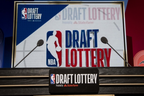 NBA draft lottery: Memphis Grizzlies get 4th pick