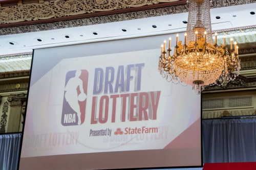 Phoenix Suns win the draft lottery, will make the first pick