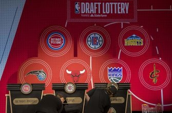 Magic land 6th pick in NBA draft lottery; Suns get No. 1 overall selection