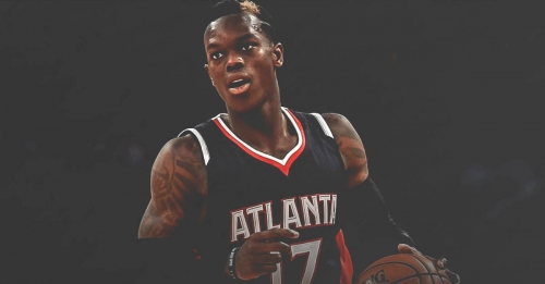 Hawks guard Dennis Schroder clears up deleting photos in Atlanta jerseys
