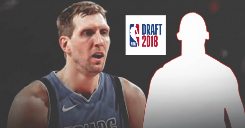 Mavs news: Dirk Nowitzki reacts to Dallas dropping to 5th pick